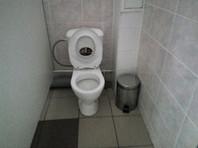 В туалете петербургской школы двое насильников напали на восьмиклассницу и ограбили ее