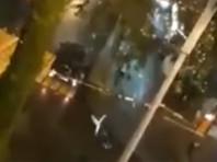 В Сочи объявлен в розыск участник драки, давивший людей внедорожником Gelandewagen (ВИДЕО)