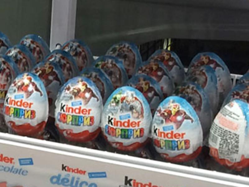 """Украинке, укравшей в магазине 220 """"киндер-сюрпризов"""", грозит 3 года колонии"""