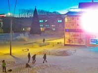 В Красноярском крае подростки избили детей из-за катания на ледяной горке (ВИДЕО)