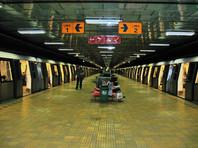 В Румынии женщина столкнула беременную пассажирку метро под поезд (ВИДЕО)