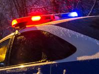 В Саратовской области полицейские спасли замерзающего угонщика от смерти