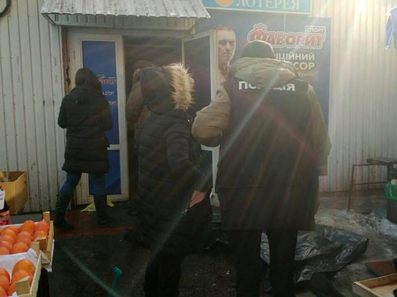 В Киеве конфликт собственников «лотерейной точки» закончился стрельбой и убийством
