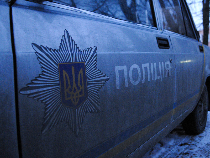 На Украине полицейский избил женщину и похитил ее трехлетнего внука по заказу из-за рубежа