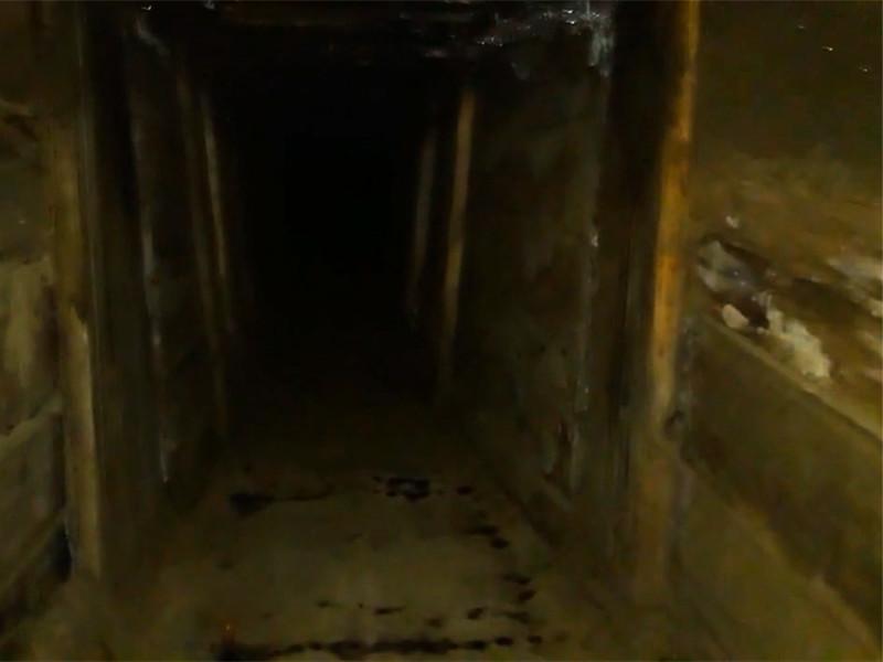 """В Иркутской области """"черные нефтяники"""" два года рыли тоннель длиной 125 метров"""