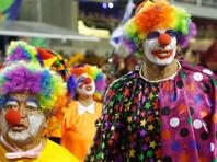 На карнавале в Рио задержано около 150 клоунов, подозреваемых в грабежах