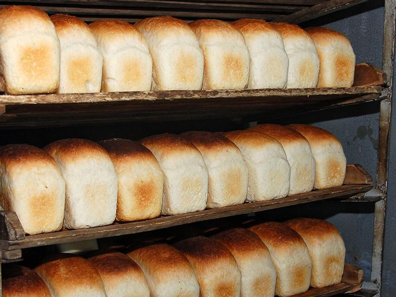 В Петербурге угнали фуру с хлебом