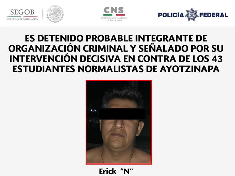 В Мексике арестован наркоторговец Жаба, подозреваемый в организации похищения и убийства 43 студентов
