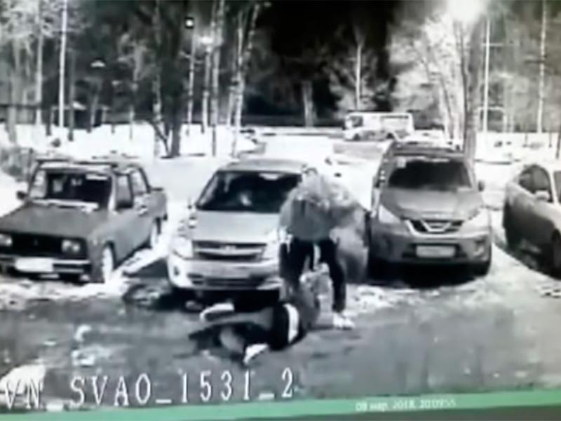 В Москве арестован мужчина, зарезавший 8 марта прохожего (ВИДЕО)