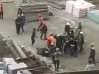 В Краснодаре на стройплощадке подрались 20 корейцев и выходцев из Таджикистана (ВИДЕО)