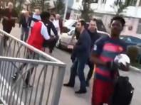 В Грузии расисты с мачете избили африканцев, игравших на спортплощадке (ВИДЕО)