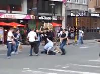 """В бельгийском Антверпене у """"халяльного"""" кафе избили пенсионера и его сына, распивавших алкоголь"""