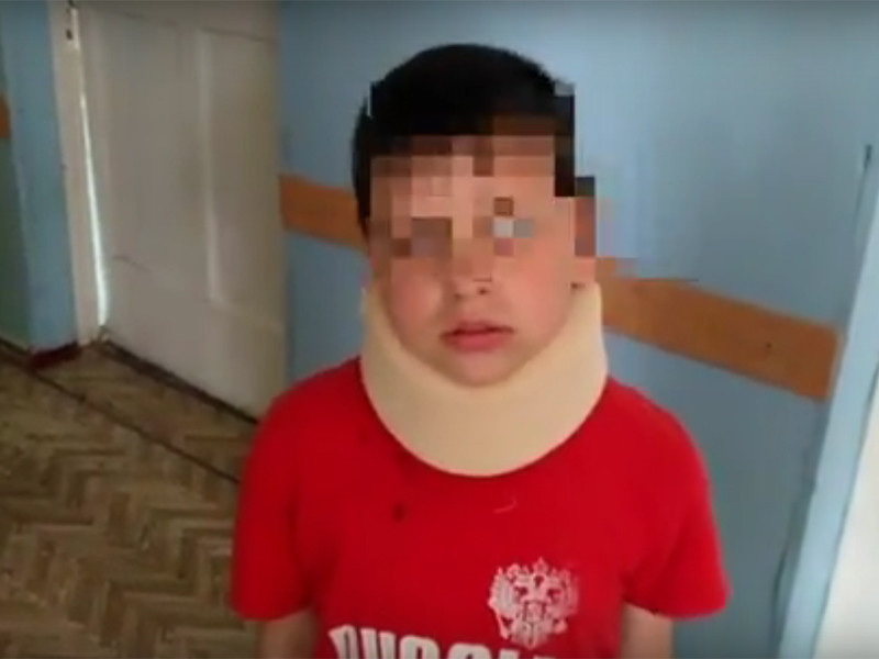 Полиция города Шахты Ростовской области проводит доследственную проверку по факту причинения пулевого ранения малолетнему школьнику на детской площадке