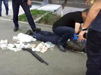 В Ереване полковник полиции, пытаясь ограбить банк HSBC, убил охранника, полицейского и ранил еще одного сотрудника органов (ФОТО)