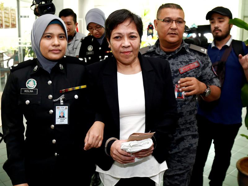 В Малайзии суд подтвердил смертный приговор, вынесенный гражданке Австралии за контрабанду наркотиков