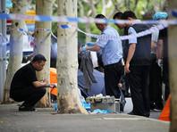 В Шанхае безработный с ножом напал на школьников - двое детей погибли