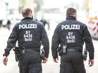 В Мюнхене неизвестный смертельно ранил ножом женщину и скрылся, его ищут