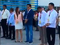 На Филиппинах мэра города застрелили во время пения гимна (ВИДЕО)