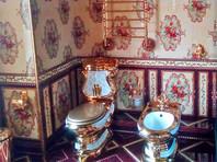 Якутские силовики нашли белый рояль и позолоченный унитаз в особняке владельца подпольного казино