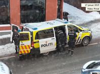 Россиянина, тяжело ранившего ножом женщину в Осло, поместили в психиатрическую лечебницу