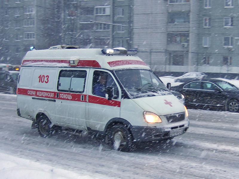 В Москве 15-летнего школьника облили горючим и подожгли