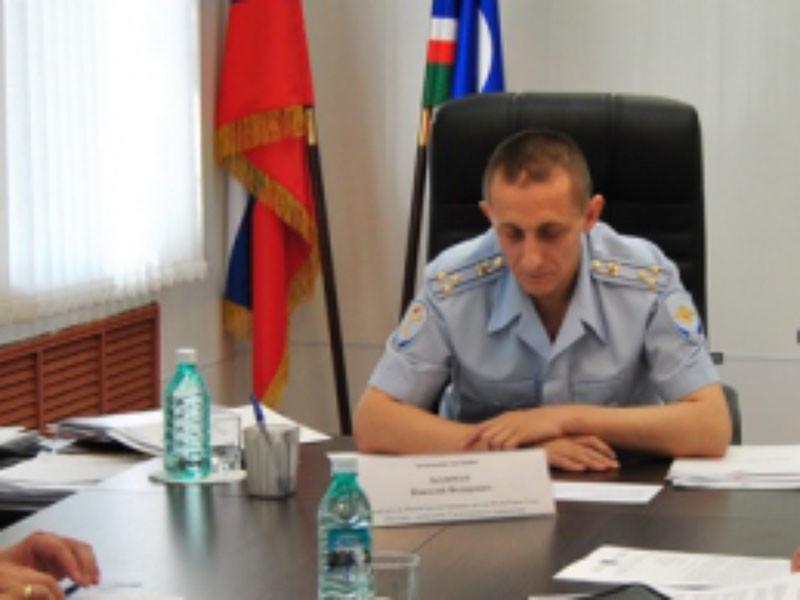 Бывший заместитель министра внутренних дел по Республике Саха (Якутия) Николай Мамчур