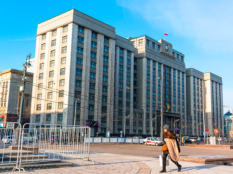 Госдума приняла в третьем чтении закон о новой статье для наказания криминальных авторитетов