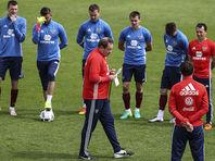 Тренер сборной России по футболу посетовал на свою неопытность