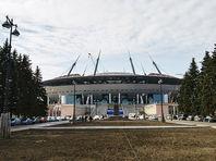 """ФИФА выразила обеспокоенность темпами строительства """"Зенит-Арены"""""""