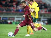 Лучшим футболистом России минувшего сезона признан Федор Смолов