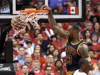 """Мозгов в составе """"Кливленда"""" второй год подряд выходит в финал плей-офф НБА"""