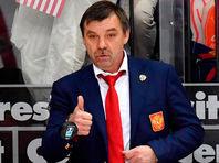 Россия объявила окончательный состав на Кубок мира по хоккею
