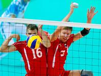 Волейболисты сборной России позавидовали зарплате футболистов