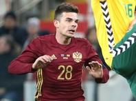 Травмированного Денисова на Евро-2016 заменит Артур Юсупов
