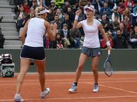 Парный женский финал Roland Garros может стать российским