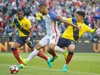 Сборная США впервые с 1995 года пробилась в полуфинал Кубка Америки