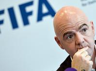 Газета Die Welt сообщила о возможном отстранении нового президента ФИФА