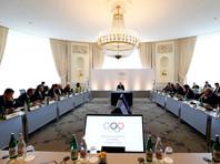 Ранее уже было заявлено, что исполком МОК полностью уважает, приветствует и поддерживает позицию IAAF, так как этот вопрос находится в компетенции соответствующей международной федерации