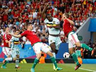 Чемпионат Европы по футболу-2016, 1/8 финала. Сборная Бельгии - сборная Венгрии
