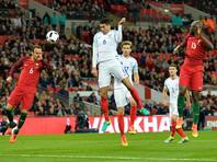 Англичане одержали 11-ю победу перед стартом на чемпионате Европы