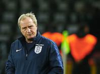 Тренер сборной Англии по футболу засветил состав на матч Евро-2016 против России
