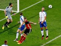 Евро-2016: итальянцы возглавили группу Е, обыграв сборную Бельгии