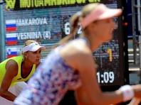 Макарова и Веснина проиграли в финале Roland Garros