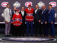 В первом раунде драфта НХЛ 2016 года выбрали двух российских хоккеистов