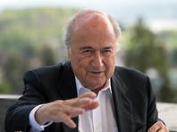 Йозеф Блаттер рассказал о фальсификациях при жеребьевках еврокубков