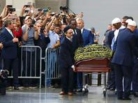 Тысячи людей приехали в Луисвилл проститься с Мохаммедом Али