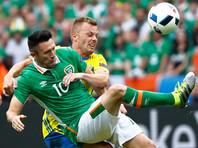 Шведы поделили очки с ирландцами на Евро-2016
