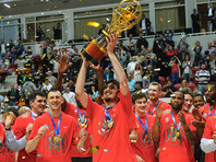 Баскетболисты ЦСКА в пятый раз подряд выиграли Единую лигу ВТБ