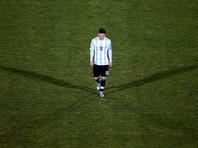 Лионель Месси завершил карьеру в сборной Аргентины по футболу
