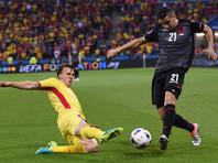 Команда Албании, победив Румынию - 1:0, заняла в квартете третье место, оставляющее ей шансы на продолжение выступления на турнире